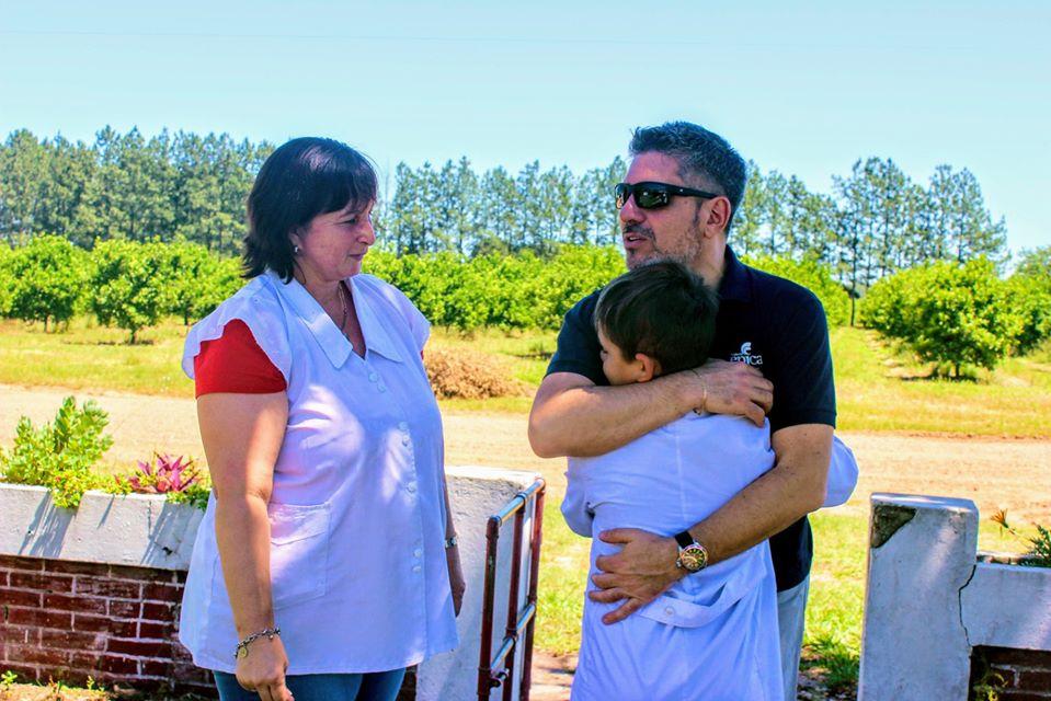 Viaje Escuela Evaristo Carriego